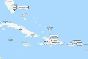 7-day Eastern Caribbean from Miami with NCL