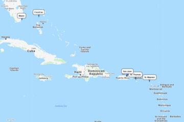 7-day cruise to San Juan, St. Maarten, St. Thomas & CocoCay