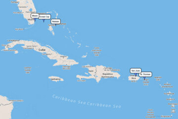 MSC Cruises 7-day cruise to San Juan, St. Thomas, Nassau and Ocean Cay