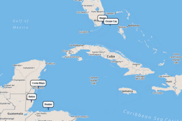 7-day MSC Cruises, Western Caribbean from Miami