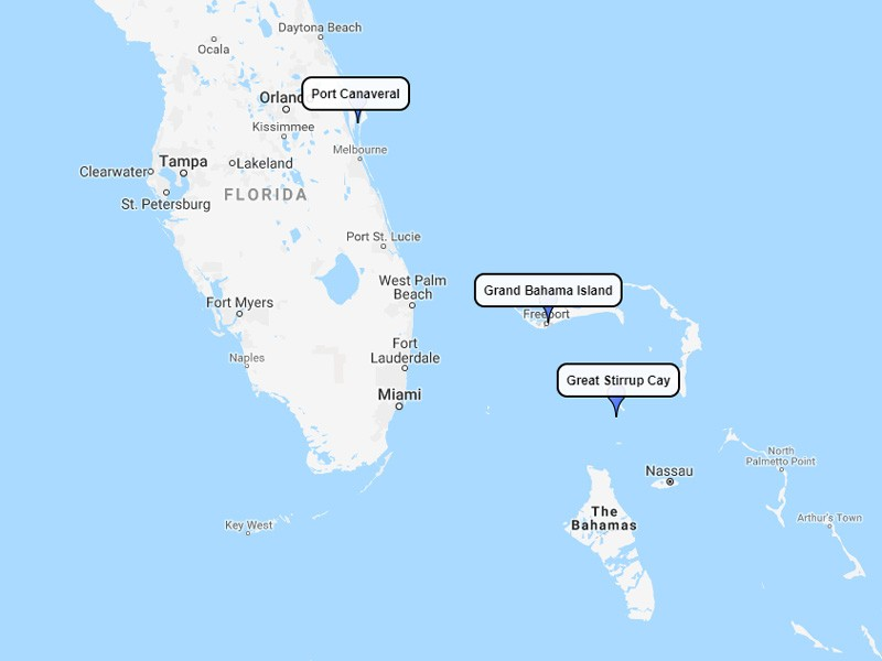 Norwegian Sun Bahamas Mini Cruise From Port Canaveral