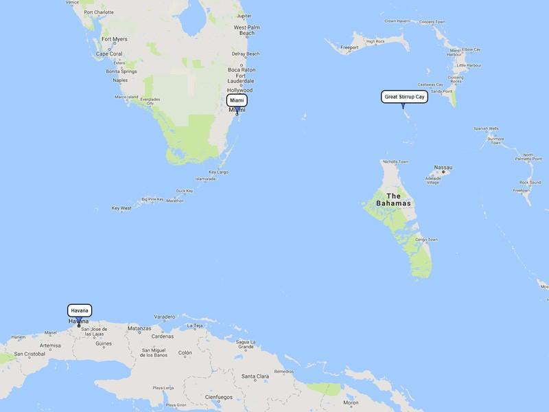 Norwegian Sky, Cuba & Bahamas from Miami, June 4, 2018