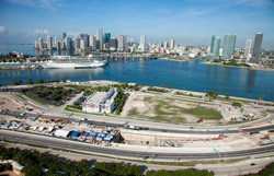 Miami cruise Terminals & Parking