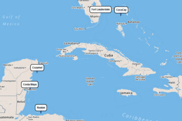 7-day cruisetoCocoCay, Cozumel, Costa Maya & Roatan with Royal Caribbean