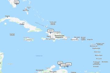 9-day cruise to Labadee, Aruba, Curacao & Bonaire with Royal Caribbean