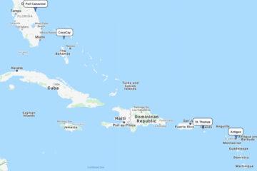 7-day cruise to Antigua, St. Thomas & CocoCay