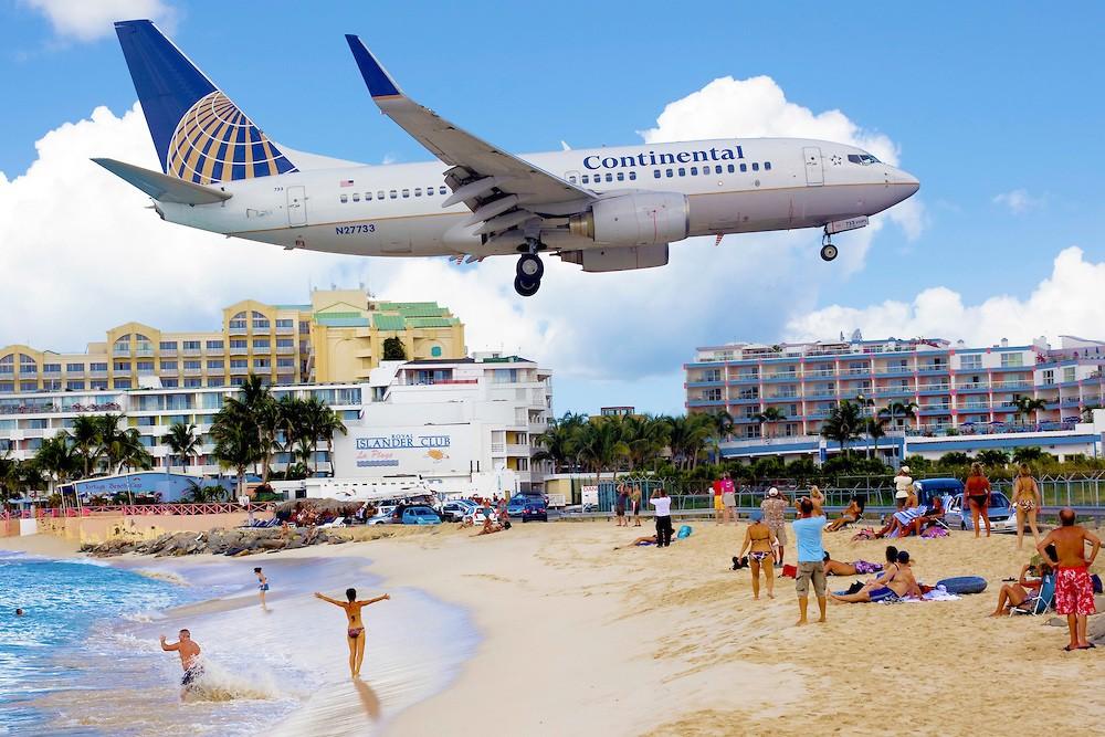 St Maarten Leeward Islands Tourist Attractions